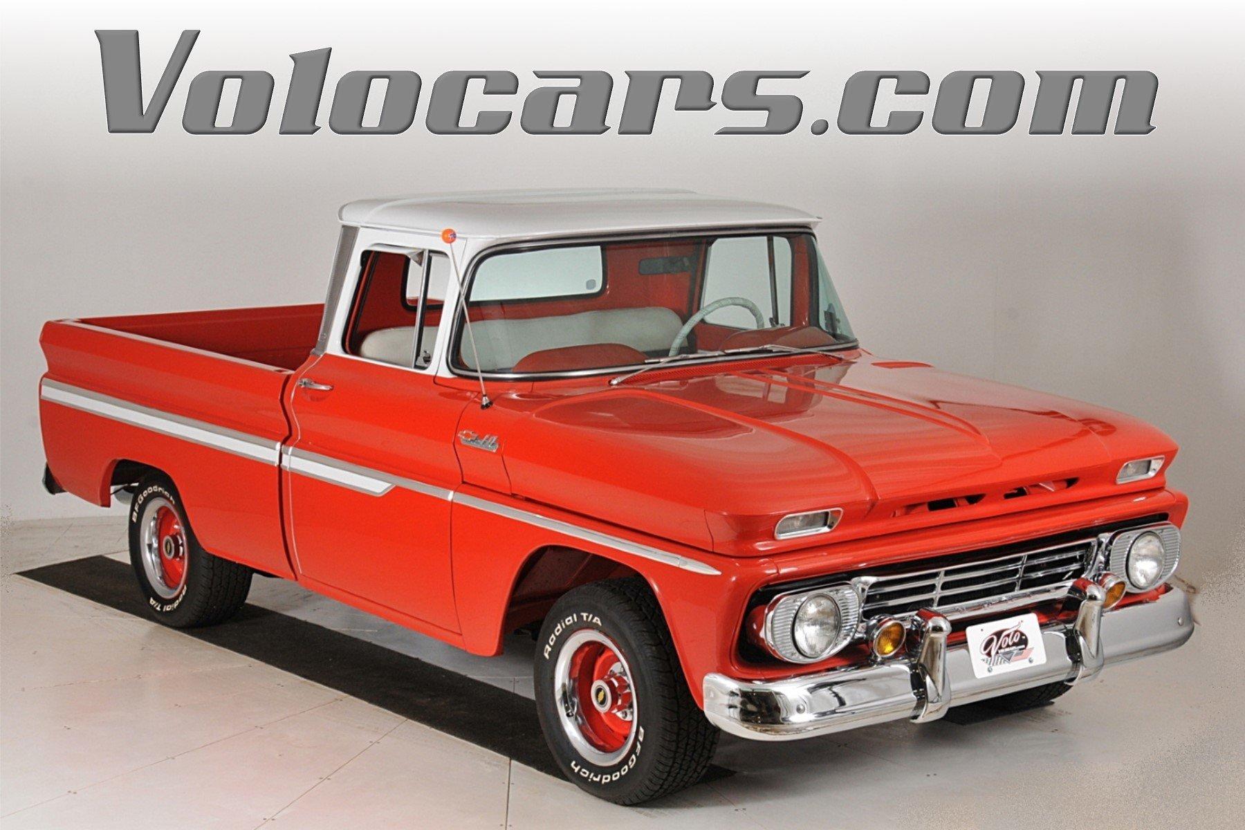 1962 chevrolet c10 custom