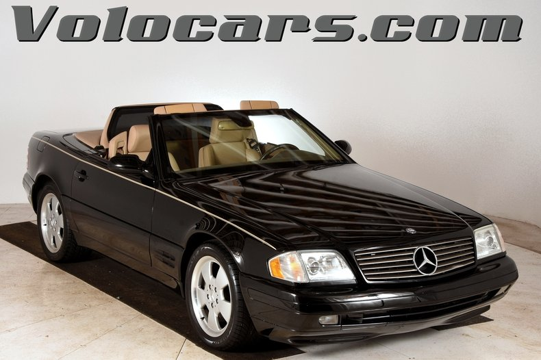 1999 Mercedes-Benz SL500 For Sale