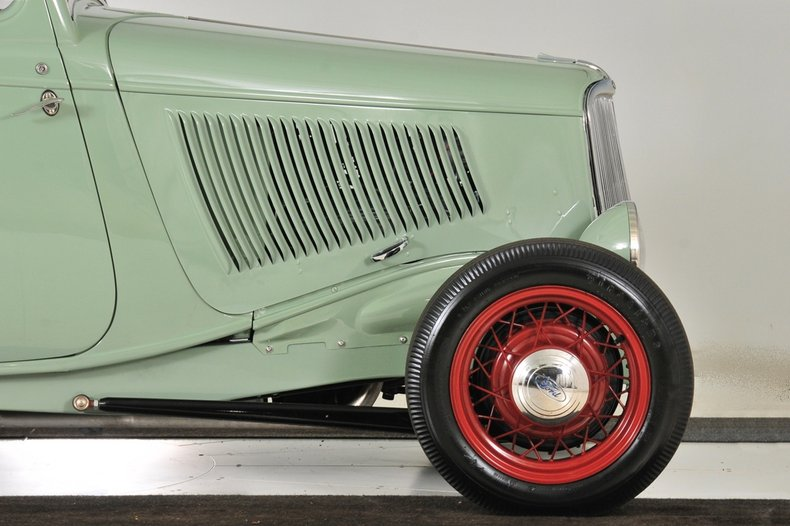 1933 Ford Hi Boy