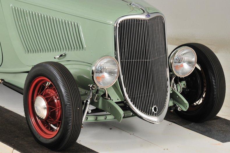 1933 Ford Hi Boy