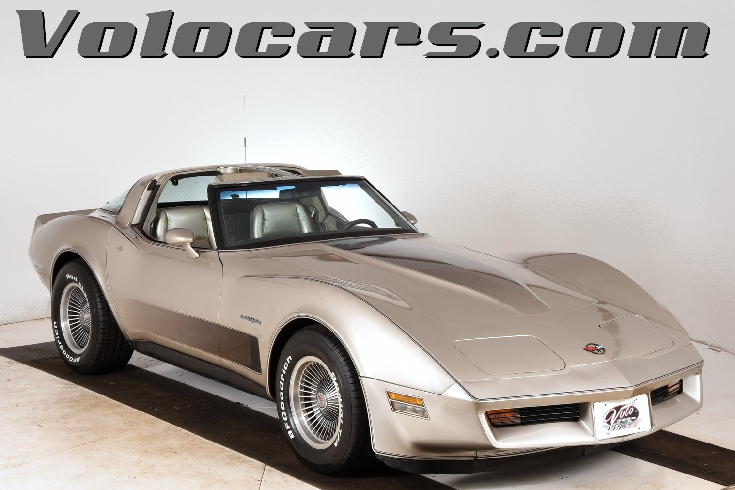 1982 chevrolet corvette collector s edition