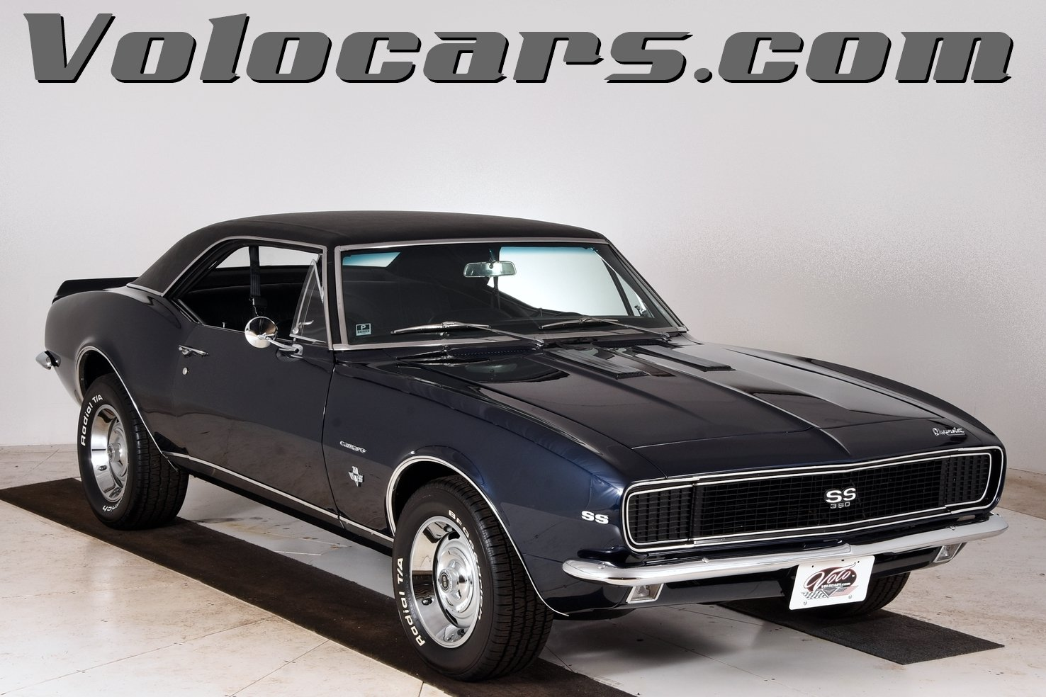 1967 chevrolet camaro rs ss