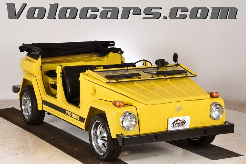 1974 Volkswagen Thing