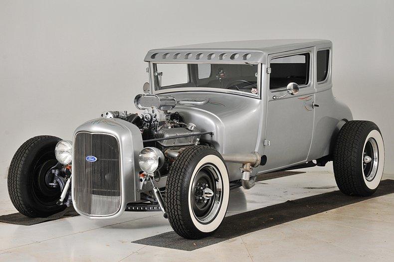 1927 Ford Custom