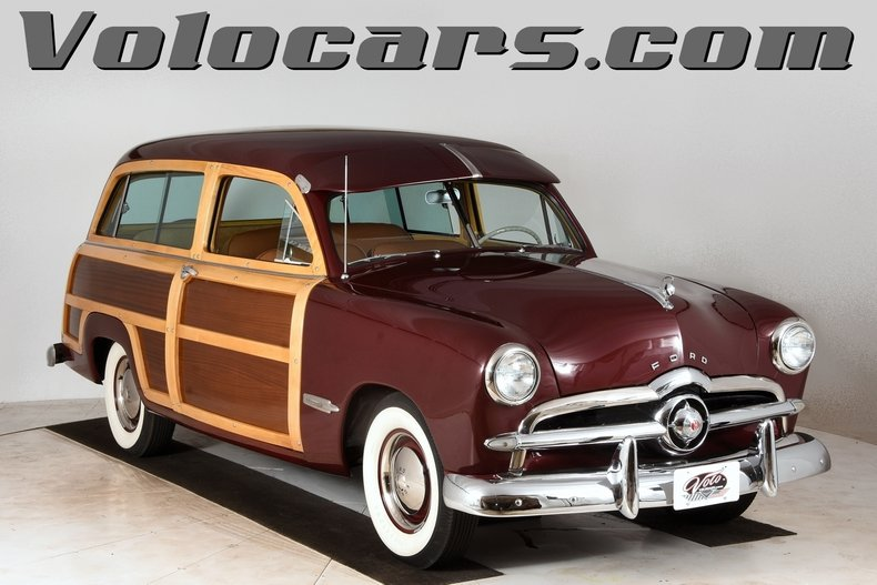 1949 Ford Country Squire For Sale