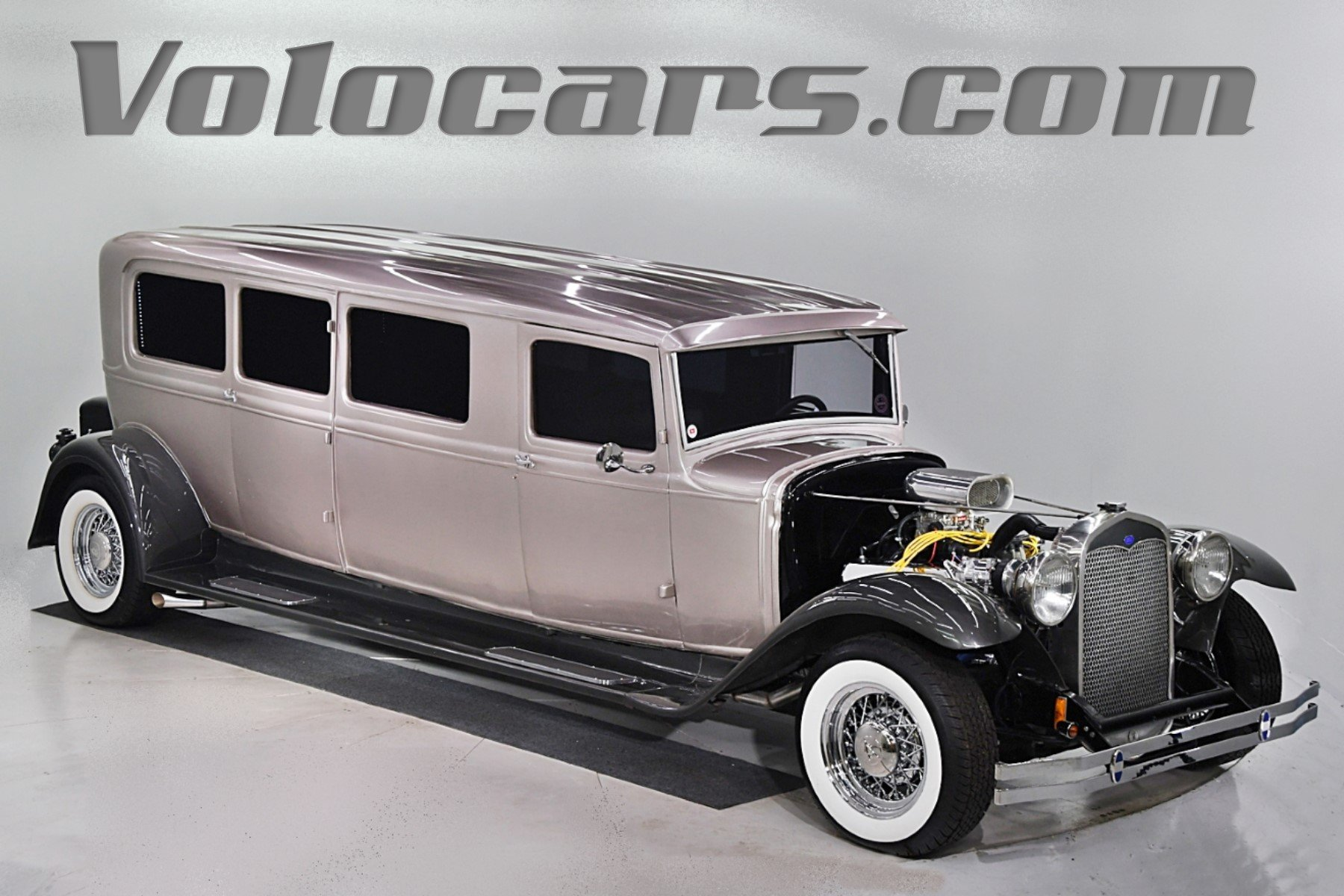 1931 ford a hot rod limo