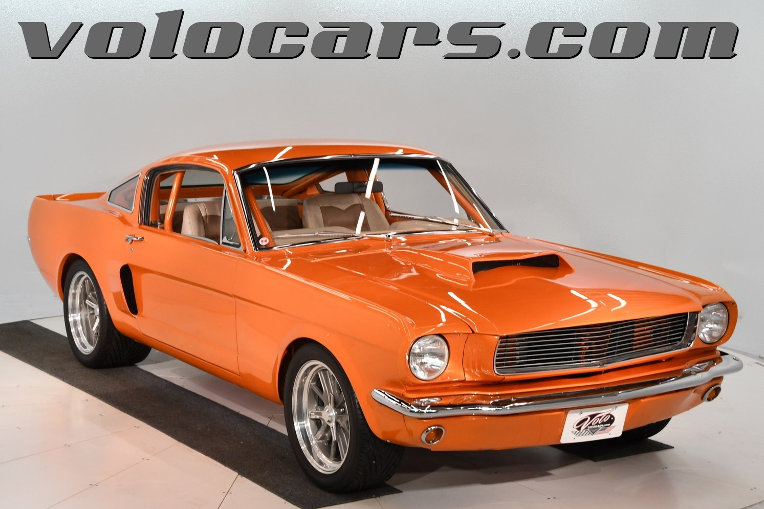 1965 ford mustang pro touring