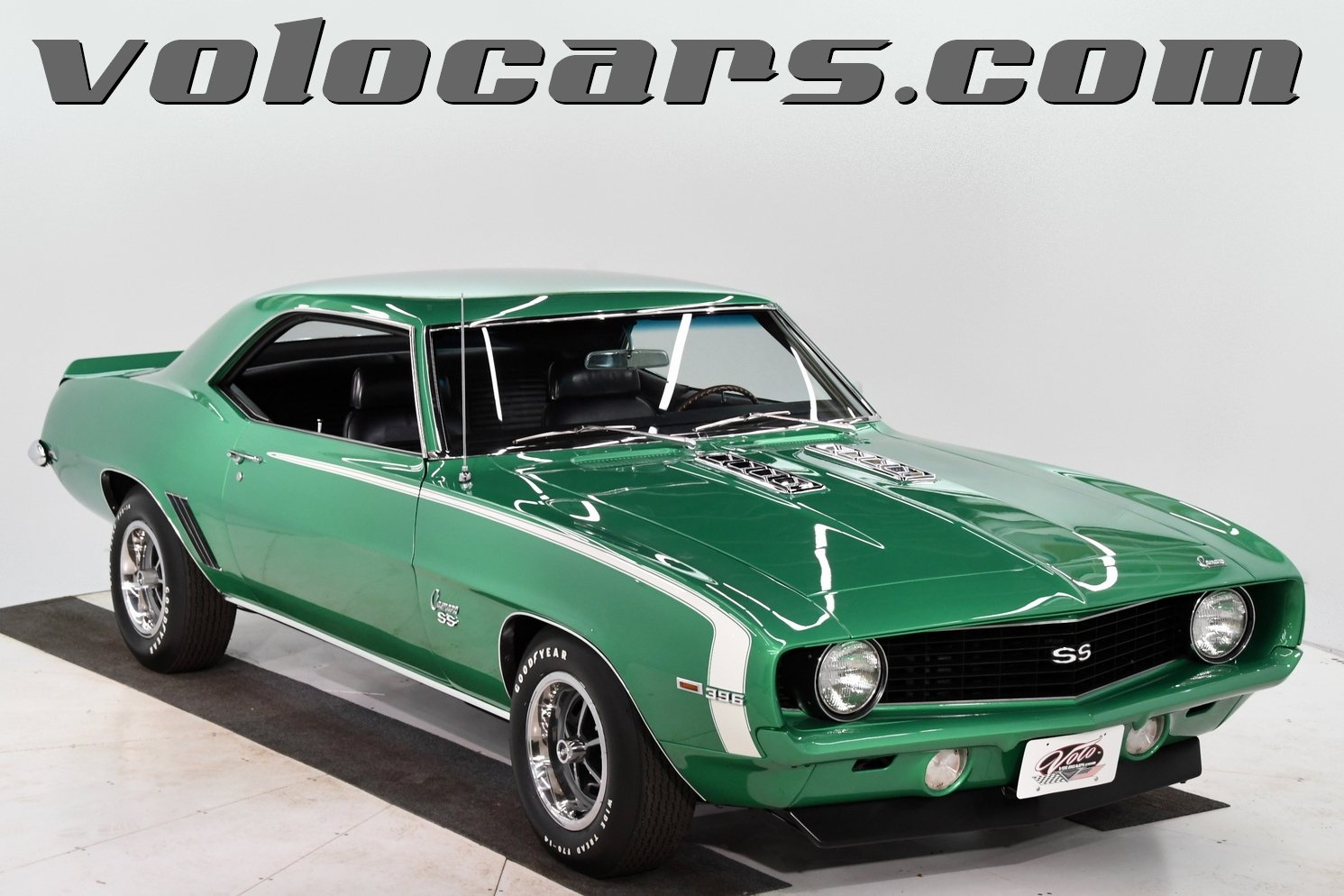 1969 chevrolet camaro ss l 78