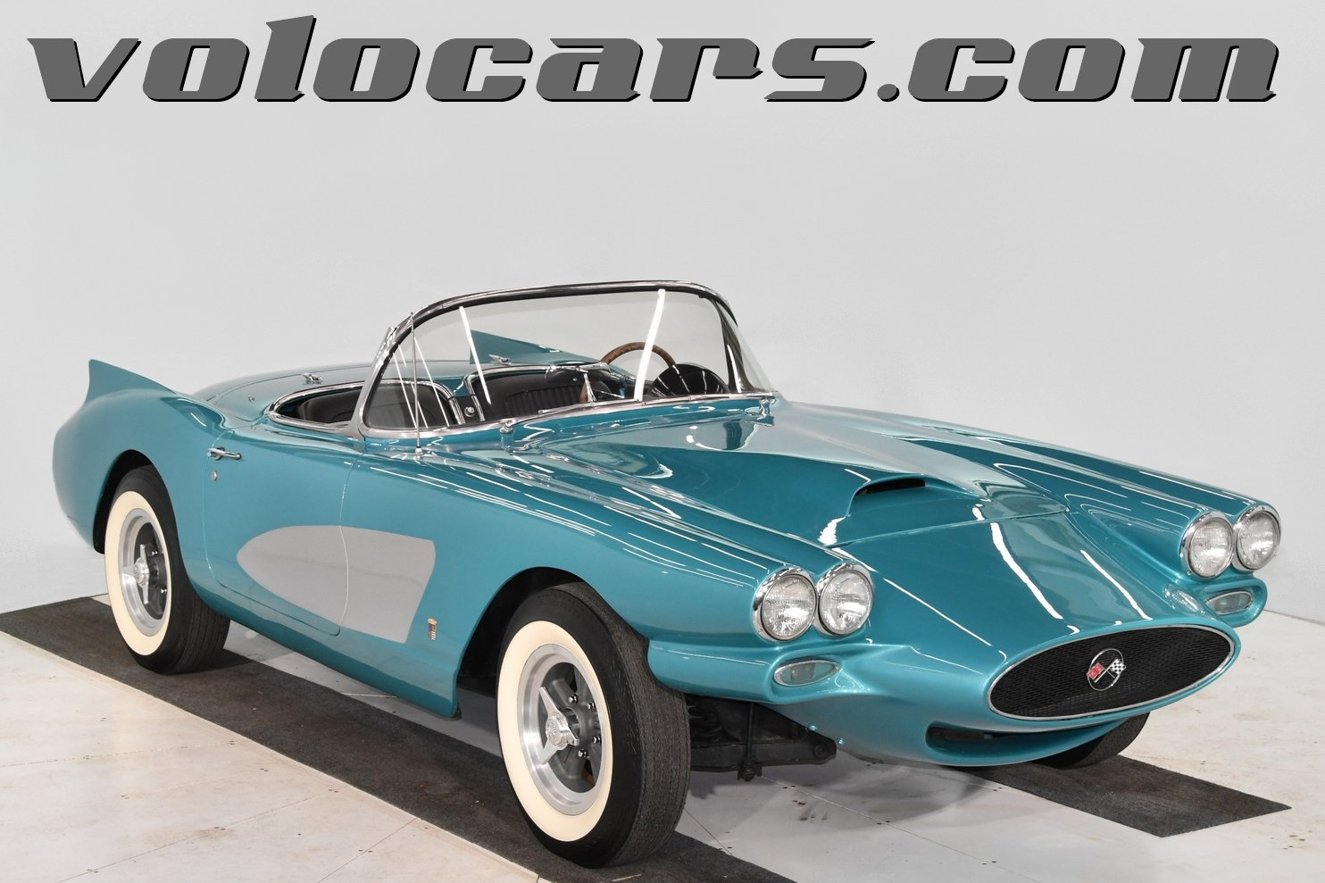 1958 chevrolet corvette barris custom
