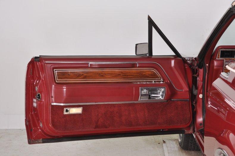 1983 Lincoln MK 6