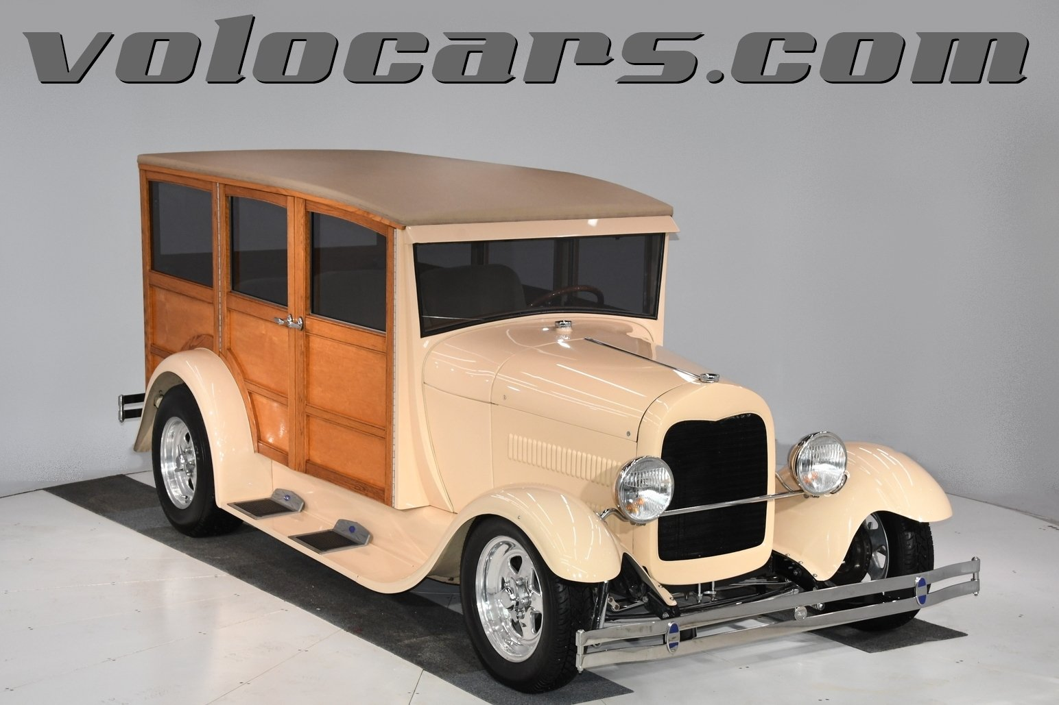 1929 ford a woody