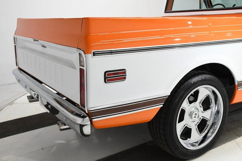 1972 Chevrolet C10