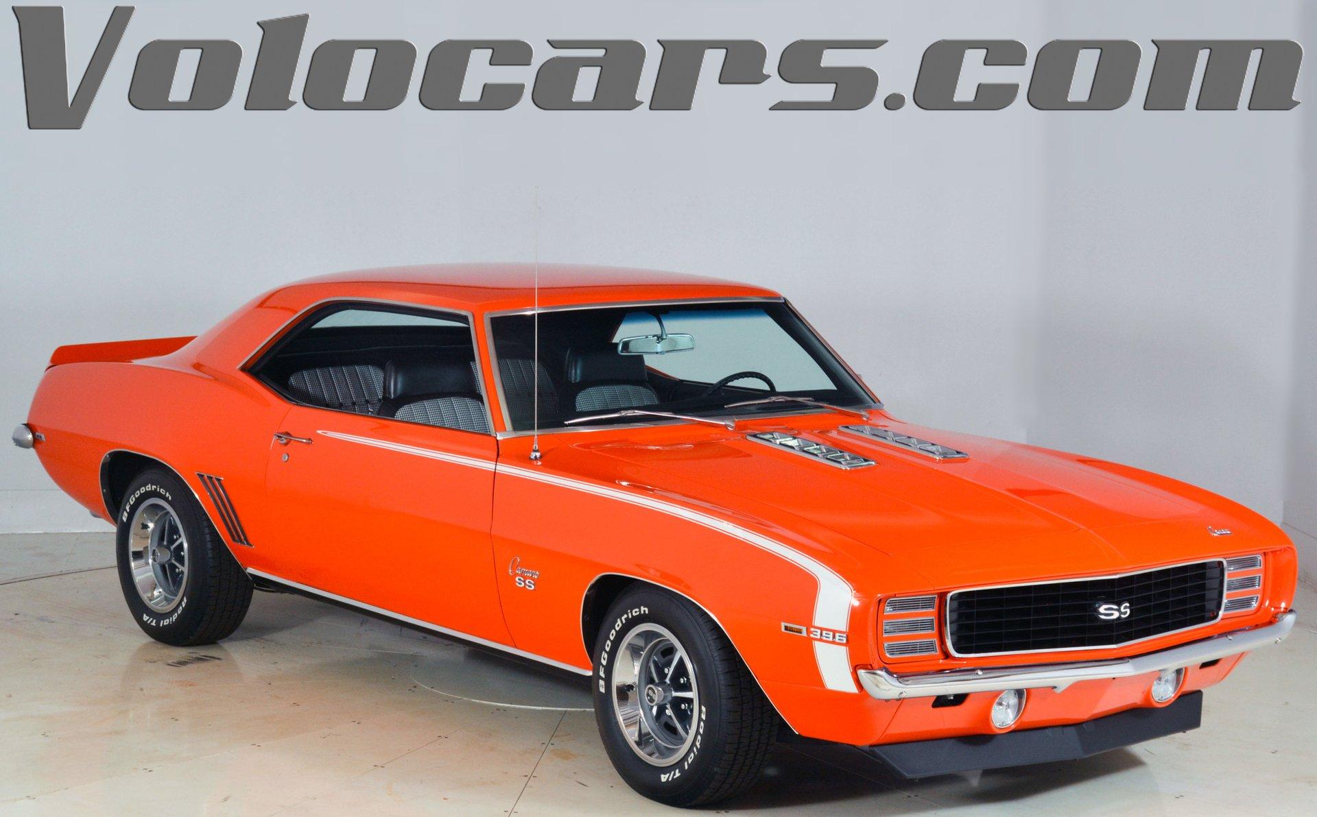 1969 Chevrolet Camaro | Volo Auto Museum