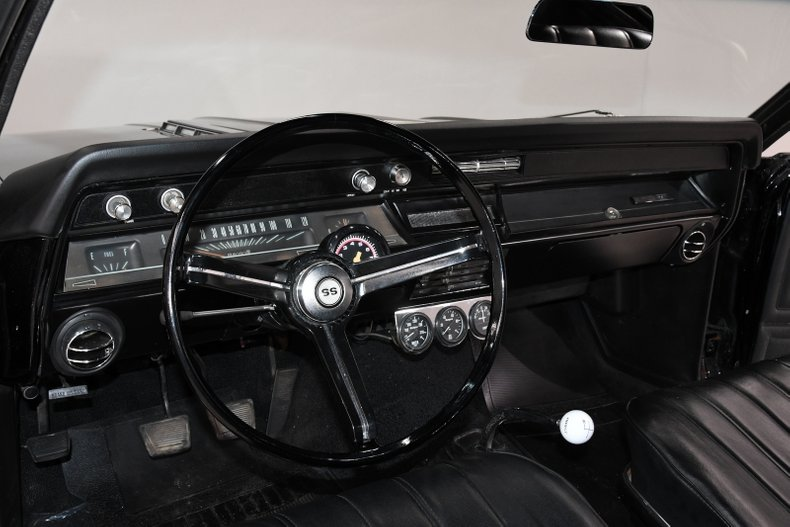1966 Chevrolet Chevelle 9