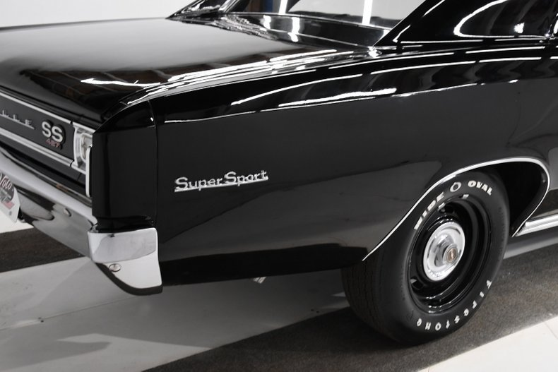 1966 Chevrolet Chevelle 35