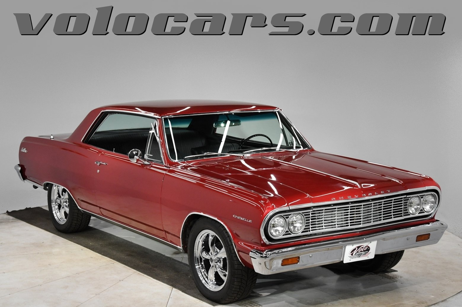 Remarkable 1964 Chevrolet Chevelle Volo Auto Museum Wiring 101 Capemaxxcnl