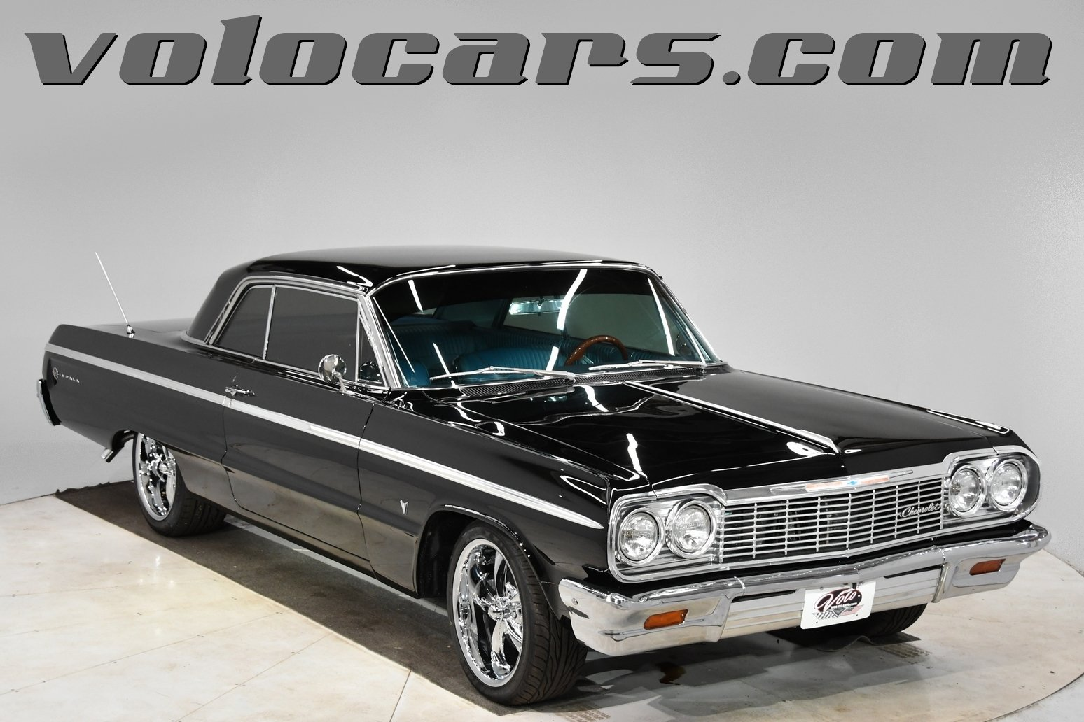 Pleasing 1964 Chevrolet Impala Volo Auto Museum Gmtry Best Dining Table And Chair Ideas Images Gmtryco