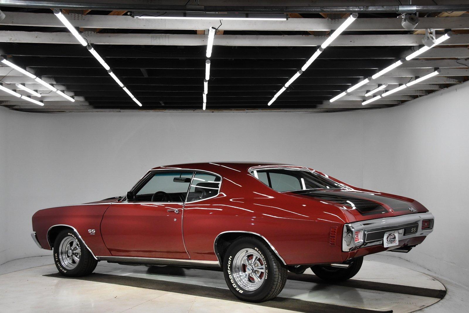 1970 Chevrolet Chevelle | Volo Auto Museum