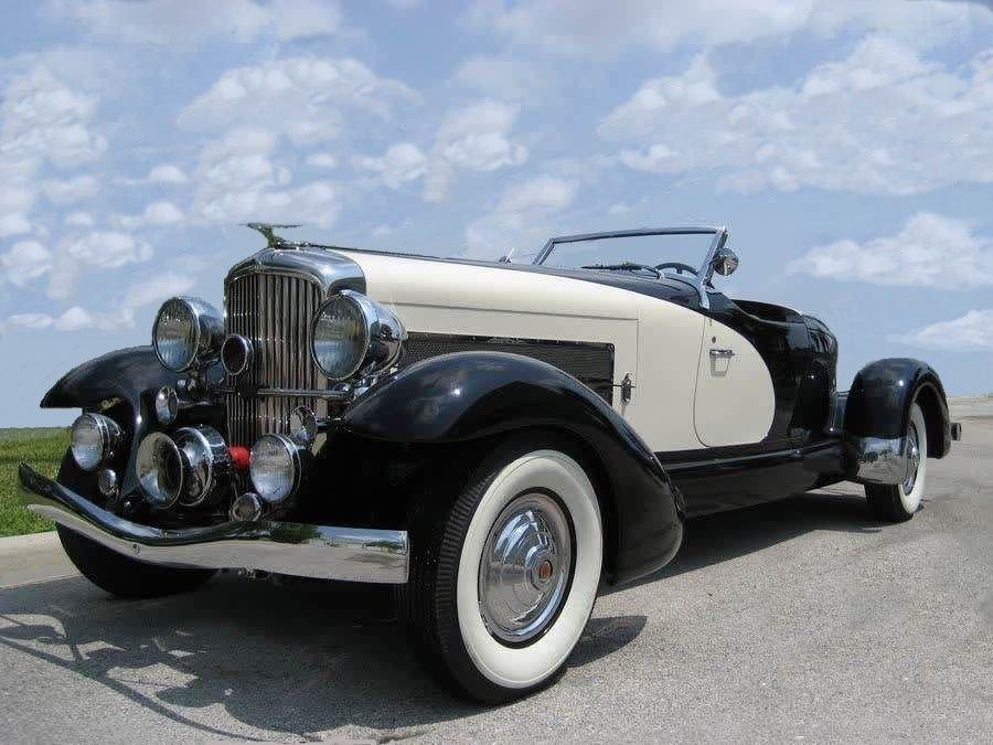 1933 duesenberg ii boattail