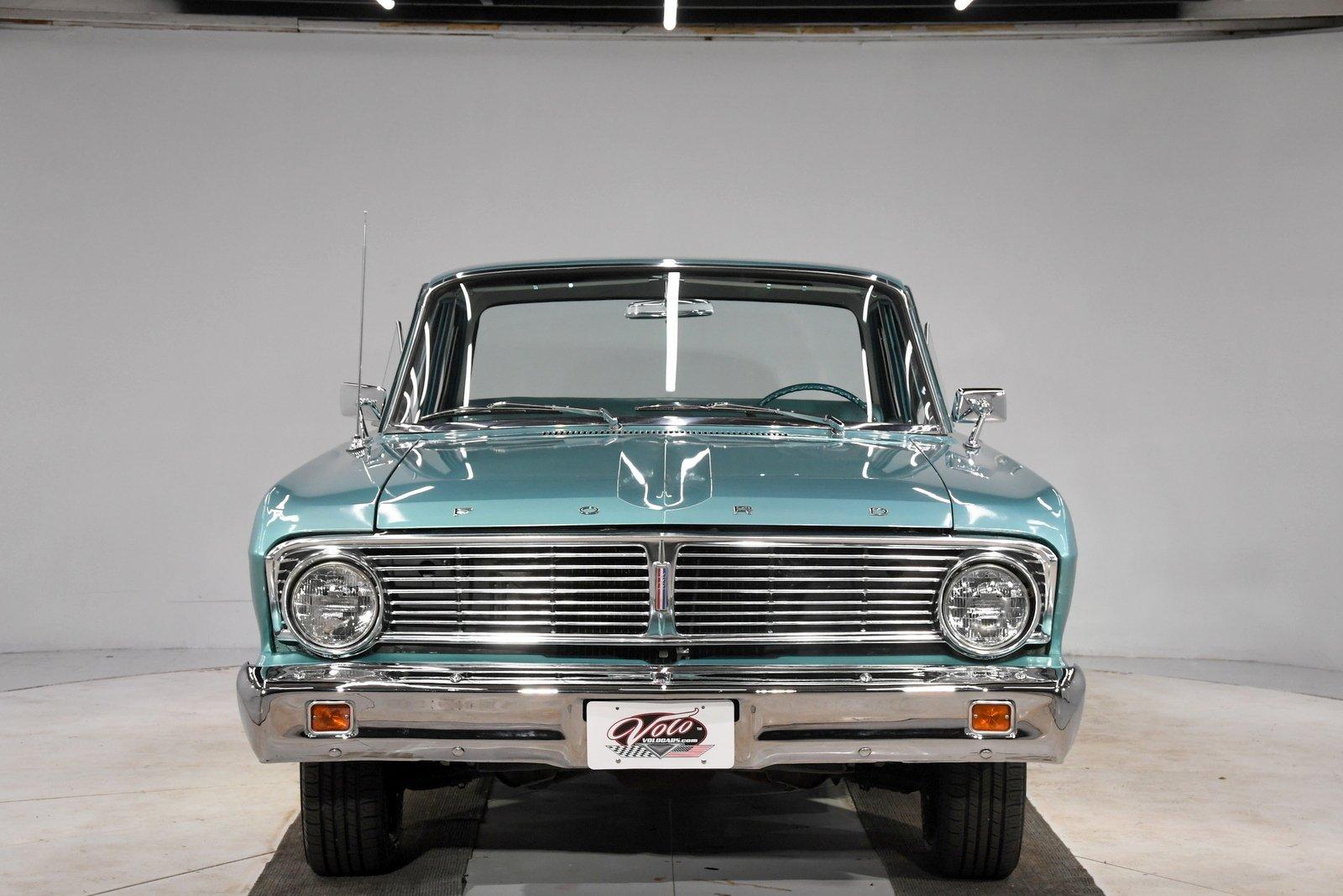 1965 Ford Falcon | Volo Auto Museum