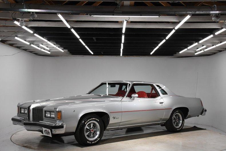 1976 Pontiac Grand Prix