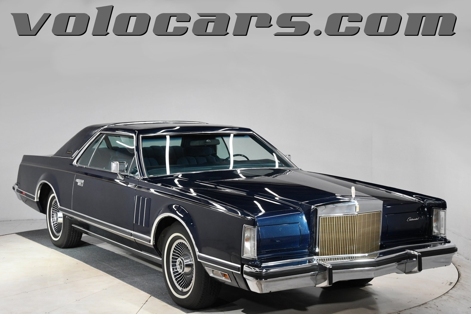1979 lincoln mark v collector series