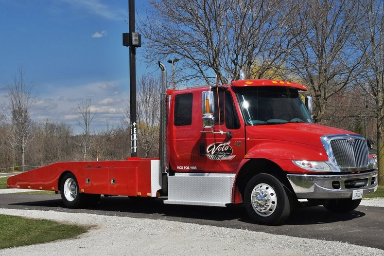 2004 International 4200VT Car Hauler