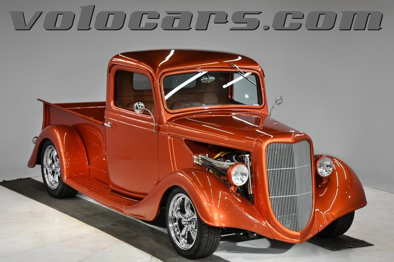 1935 Ford Custom For Sale