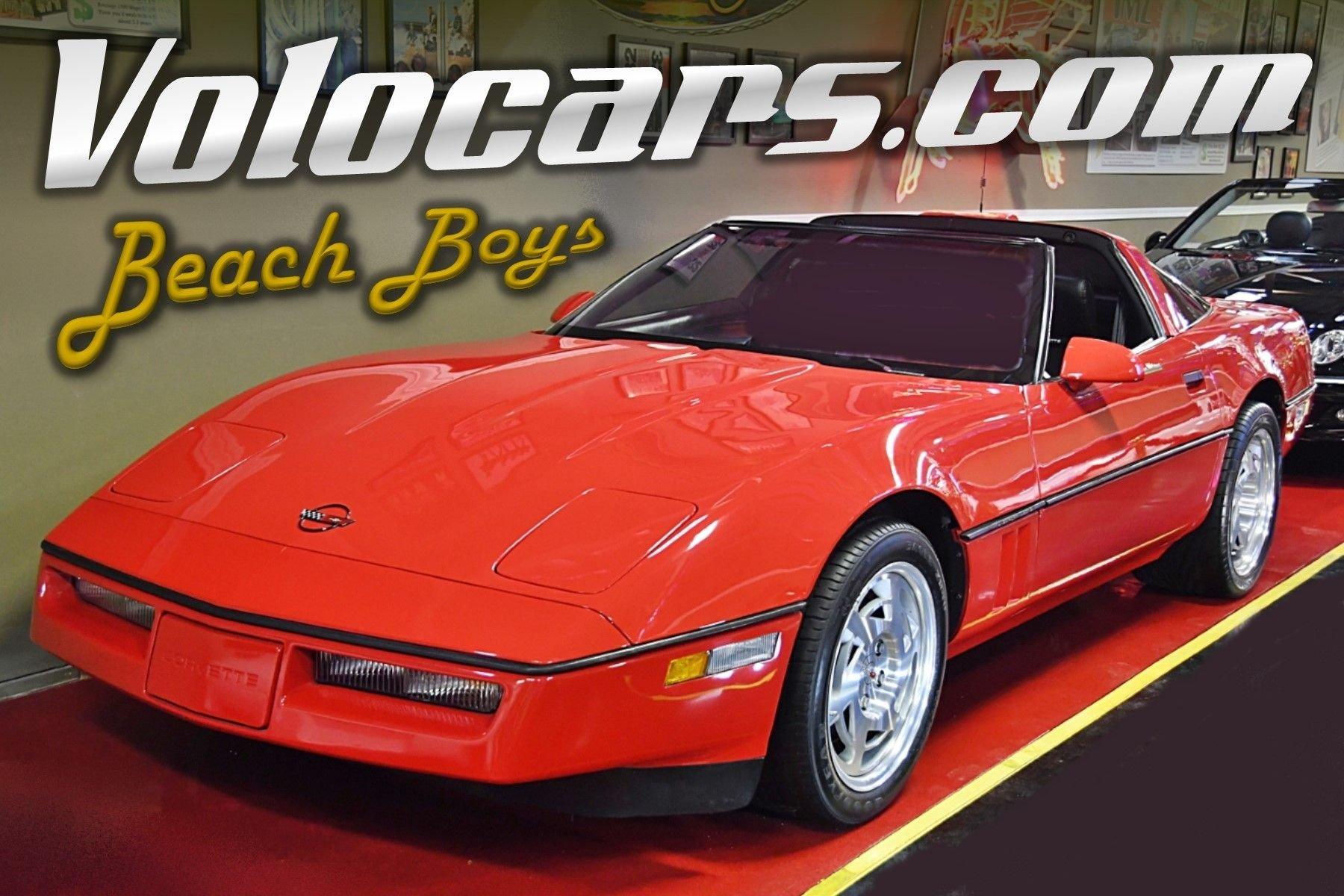 1990 chevrolet corvette z r1