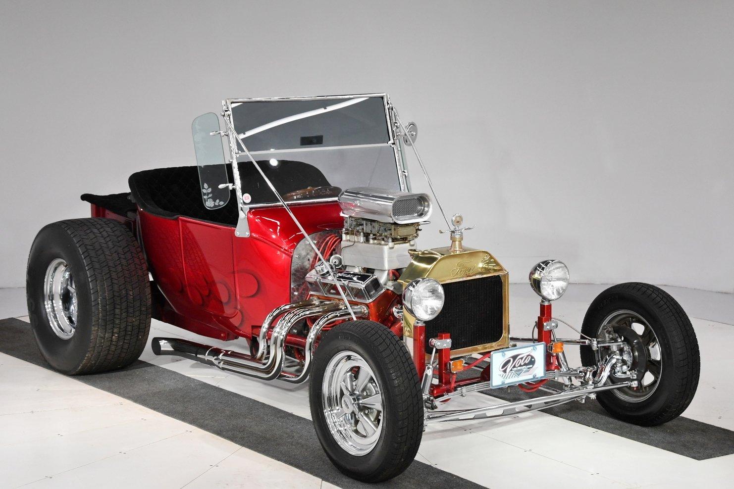 1923 ford model t bucket t