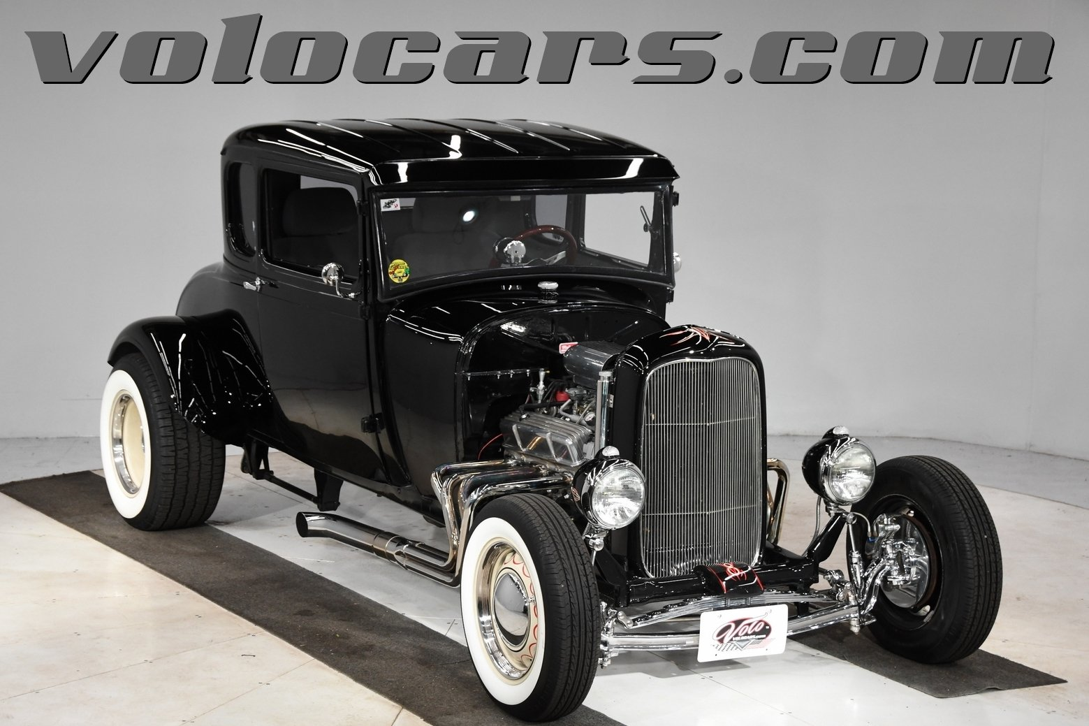 1928 ford a 5 window
