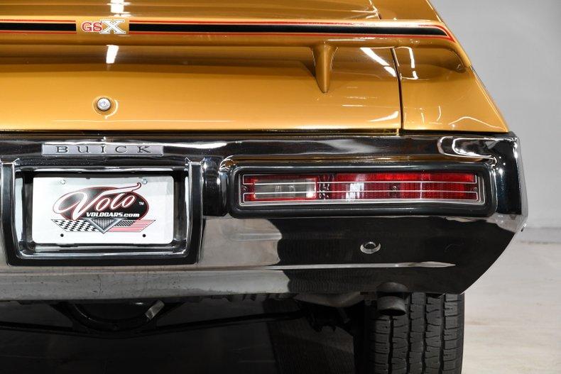 1972 Buick GSX
