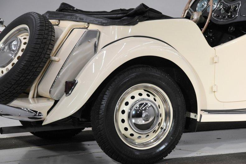 1953 MG TD