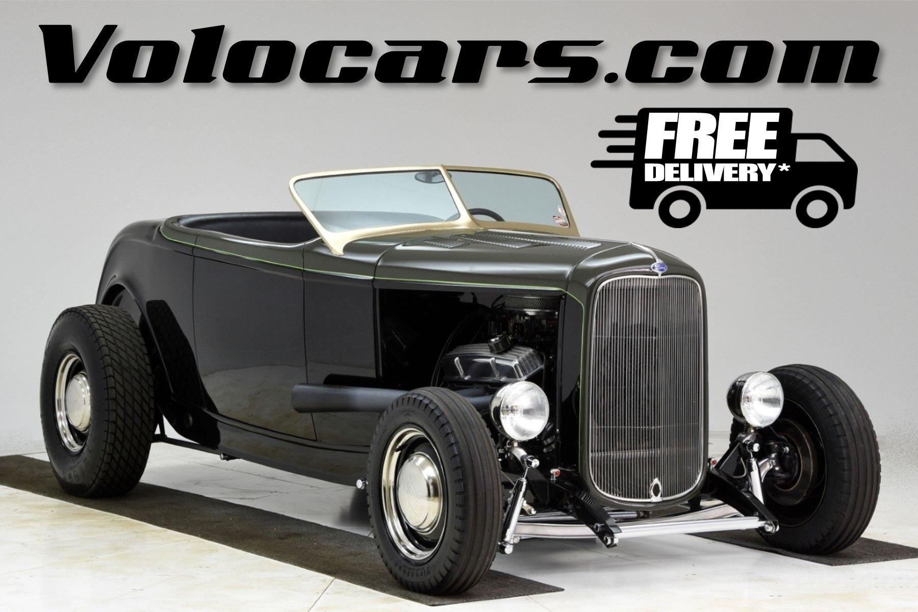 1932 ford custom