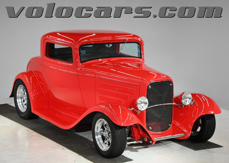1932 Ford 3 Window