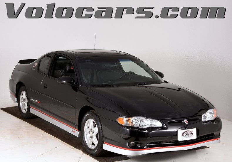 2002 Chevrolet Monte Carlo For Sale