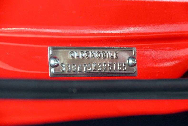 1966 Oldsmobile 442 102