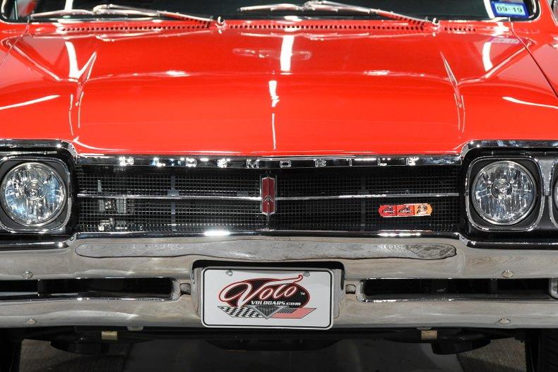 1966 Oldsmobile 442 37