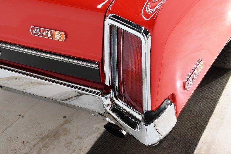 1966 Oldsmobile 442 53