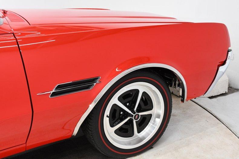 1966 Oldsmobile 442 73