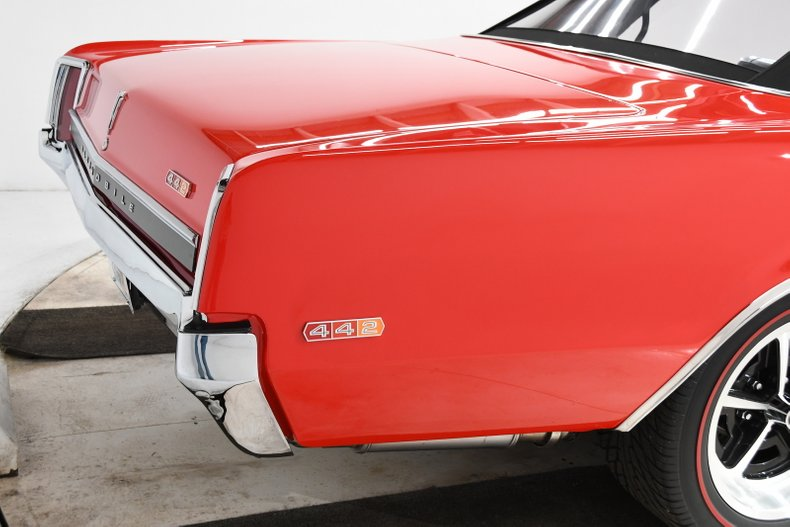 1966 Oldsmobile 442 44