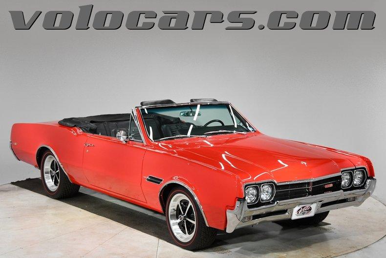 1966 Oldsmobile 442 1