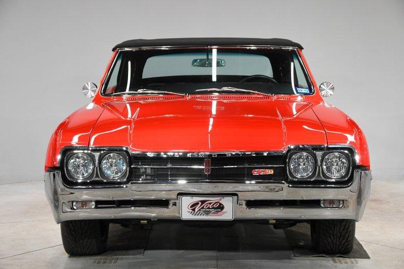 1966 Oldsmobile 442 71