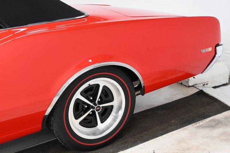 1966 Oldsmobile 442 10