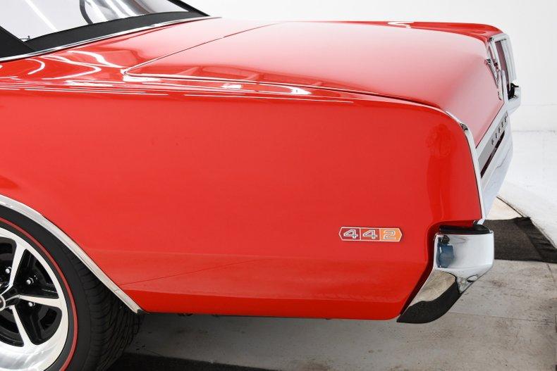 1966 Oldsmobile 442 84