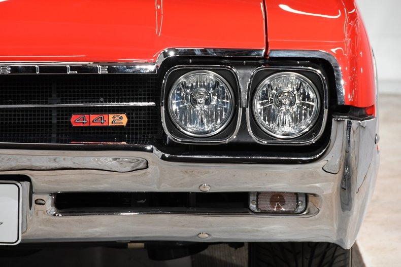 1966 Oldsmobile 442 57