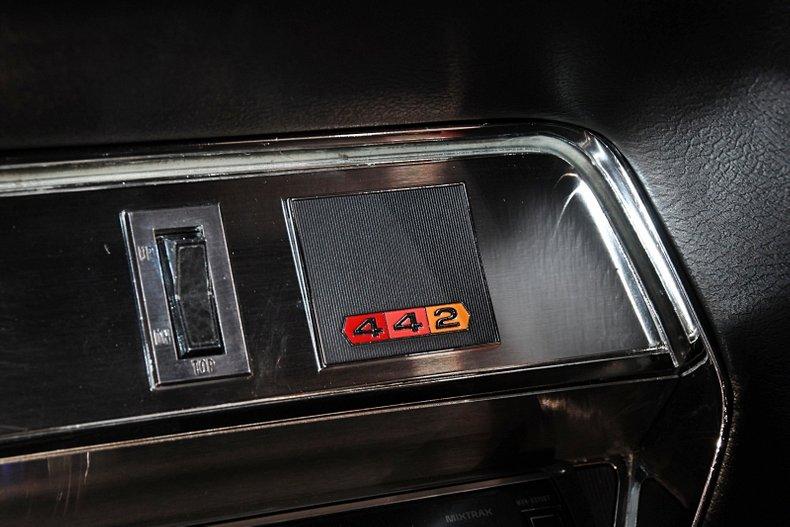 1966 Oldsmobile 442 52