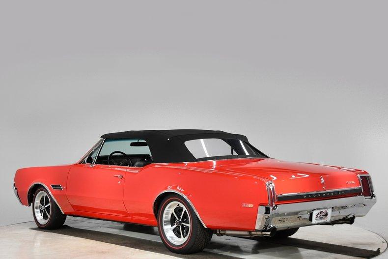 1966 Oldsmobile 442 41