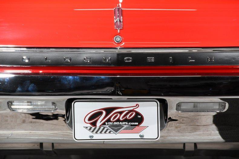 1966 Oldsmobile 442 6