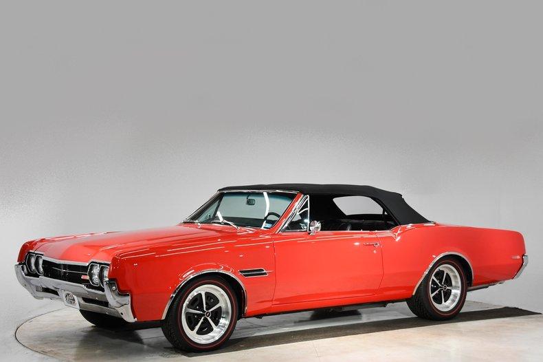 1966 Oldsmobile 442 61